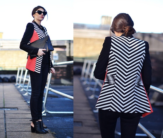 wear - chevron blaze