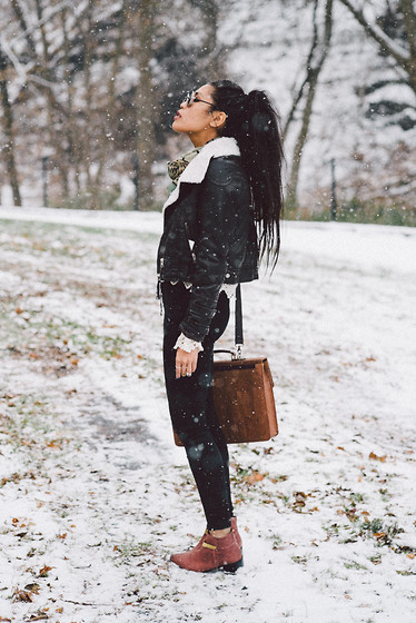 wear - snow:boots